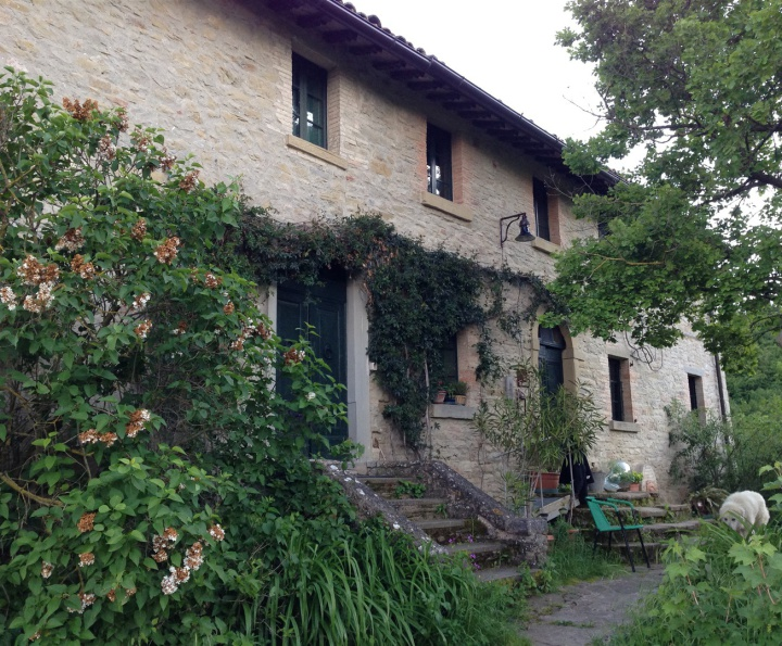 Ferienhaus Ca Bartoli Grande in Italien mit 4 Schlafzimmern inmitten von Natur
