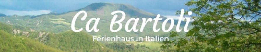 Ferienhaus in Italien - Ca Bartoli Seele baumeln lassen in der Marke
